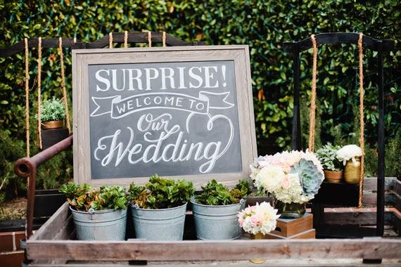 matrimonio sorpresa