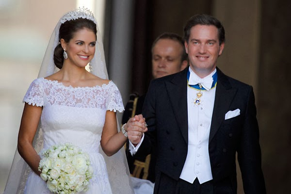 matrimonio de magdalena de suecia
