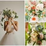 Combinando el bouquet con el vestido