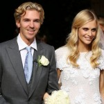 Matrimonio Poppy Delevingne y James Cook