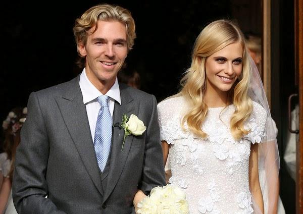 Matrimonio de Poppy Delevingne
