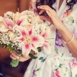 El bouquet de lirios