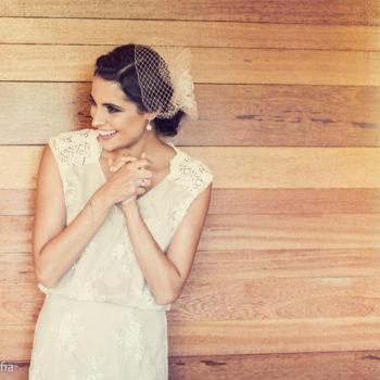 vestido de novia de matrimonio civil