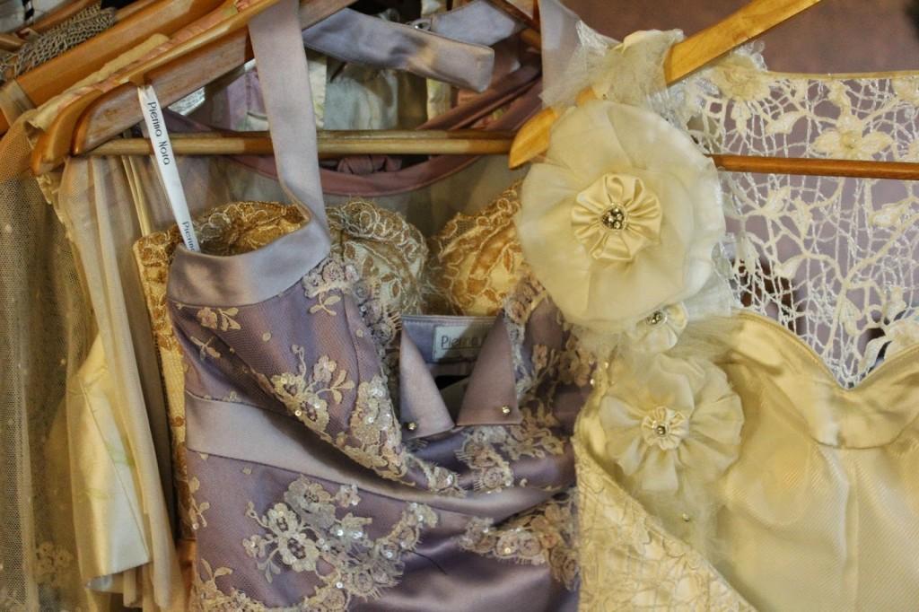 Pierina Nora - diseñadora de vestidos de novia