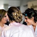 { Pía + Daniel } :: Día de novia con amigas!
