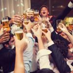 Cervezas, las olvidadas por los novios