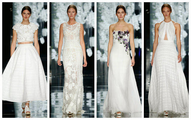 yolancris barcelona bridal week - 1