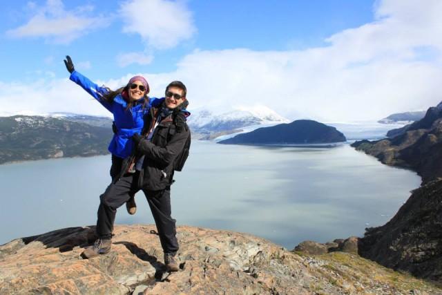 Luna de Miel en la Patagonia Chilena