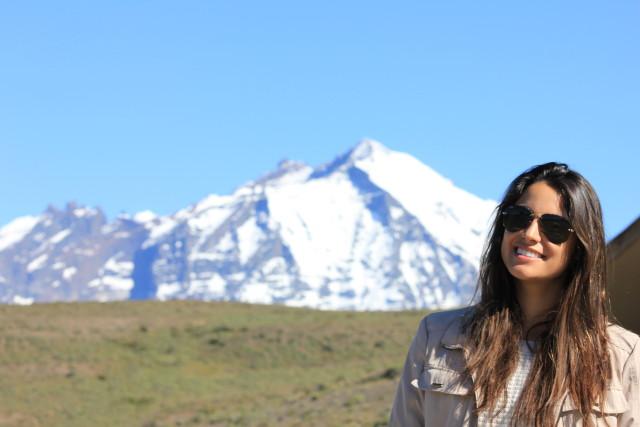 Luna de miel en Torres del Paine - Velo de Vainilla