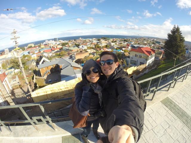 Mirador de Punta Arenas