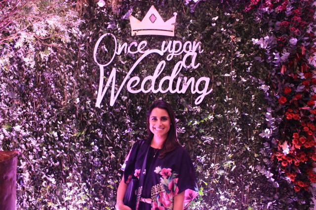 Once Upon a Wedding - Velo de Vainilla