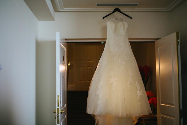 Como hago mi vestido de novia