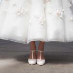 Vestidos de novia :: Tendencia largo midi