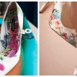 Tendencia :: Zapatos floreados para novias