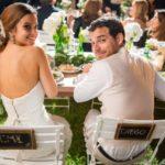 Necesito una mesa exclusiva de novios en mi boda?