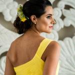 { Look de invitada de matrimonio } :: Vestido amarillo SÚPER verano
