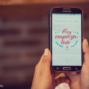aplicaciones de celular para novias