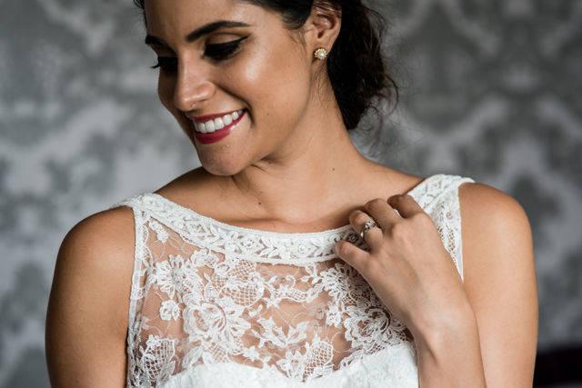 4d2bac577 Editorial      Vestido de novia inspirado en el verano ...