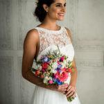 { Editorial } :: Vestido de novia inspirado en el verano