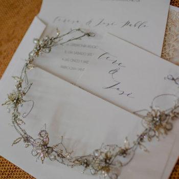 invitacion de la boda de teresa y jose