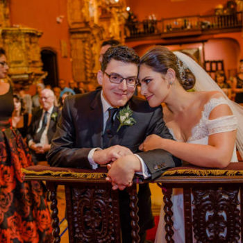 teresa y jose recien casados