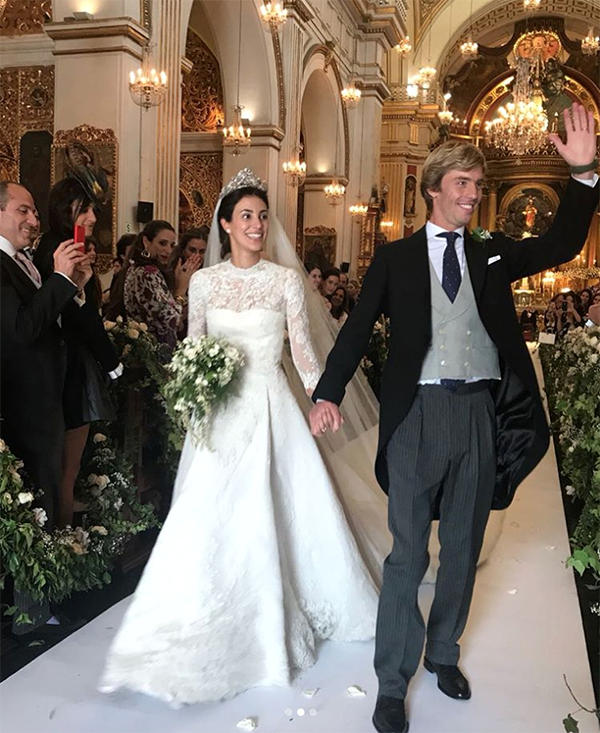 Matrimonio Religioso Biblia : Matrimonio real en lima boda de alessandra osma y