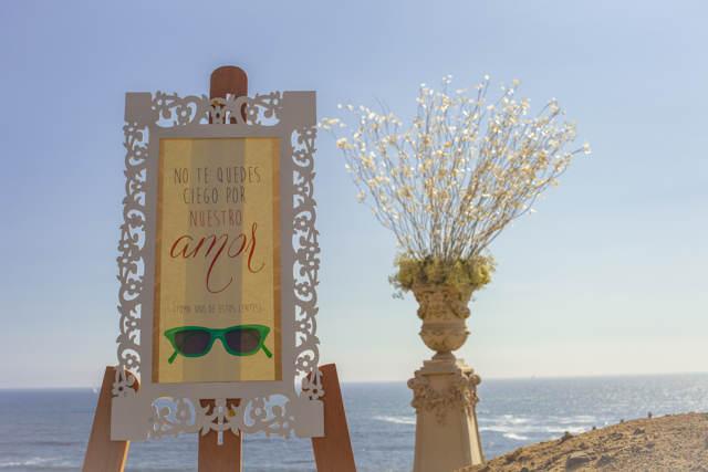 decoracion de matrimonio en la playa