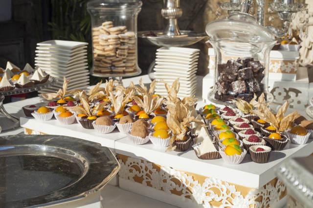 mesa de dulces mesas de invitados boda damaris y juan