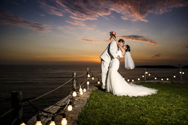 recien casados preparacion de novia mesas de invitados boda damaris y juan