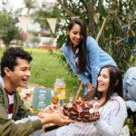 Alternativa de Despedida de Soltera :: Picnic con Amigas