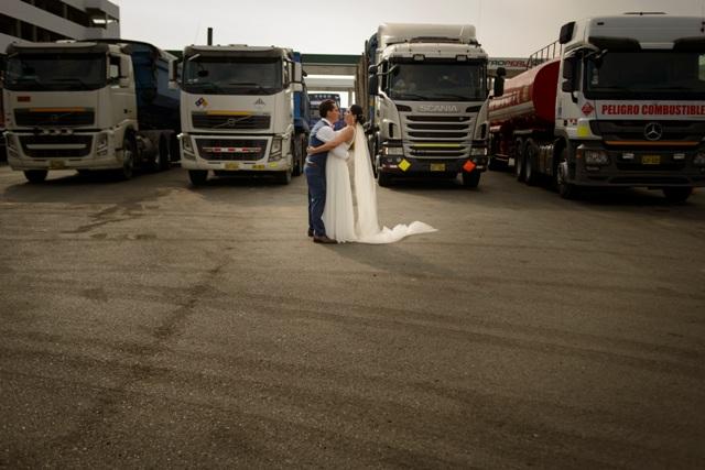 sesion de fotos post boda
