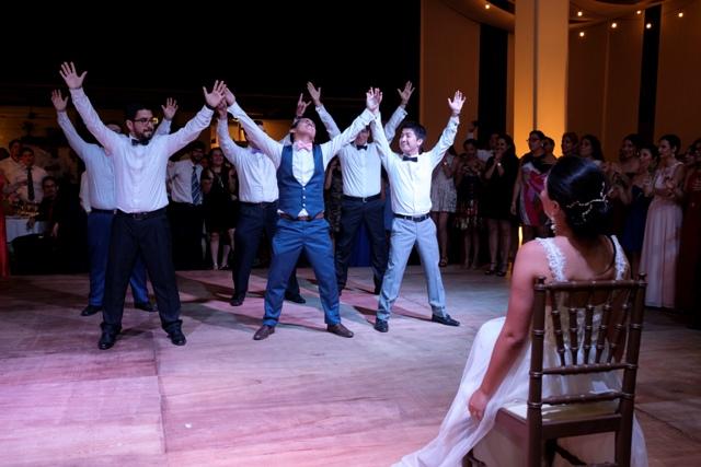 baile del novio a la novia