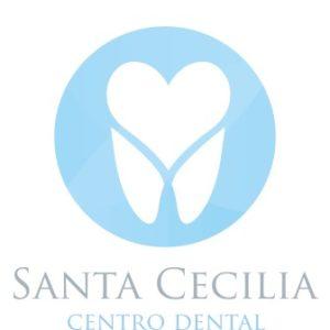 logo del centro dental santa cecilia