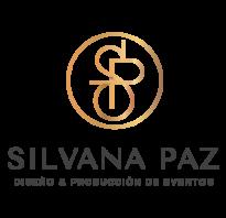 Logo Silvana Paz Diseño y Produccion de Bodas y Eventos